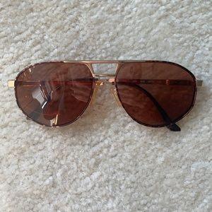 Prescription Saint Laurent tortoise Sunglasses